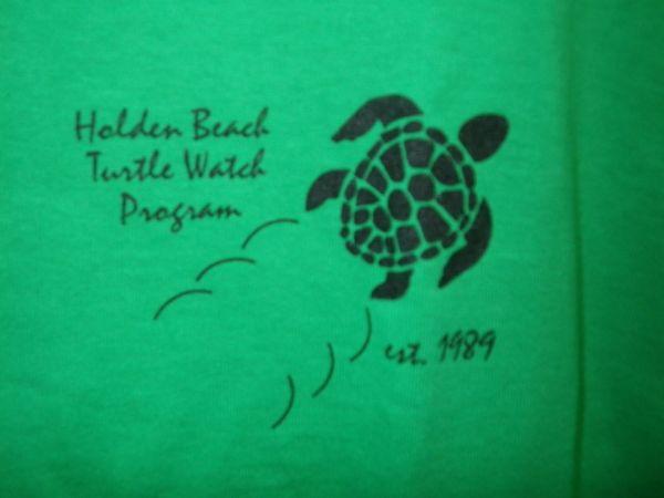 holden beach turtle patrol